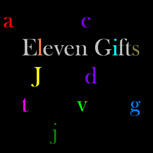 Eleven Gifts album cover